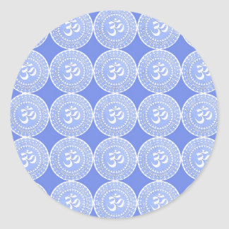 OM Mantra Symbol : OMMANTRA Stickers