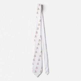 OM Mantra Symbols Art Tie