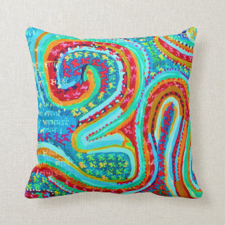 OM Mantra TEMPLATE Hinduism Chant Yoga Meditation Pillows
