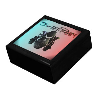 Om Nama Shivay5 Large Giftbox Jewelry Boxes