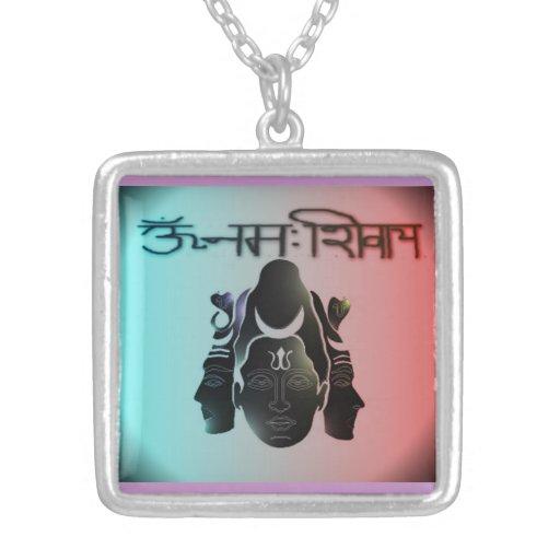 OM Nama Shivay 5 Necklace