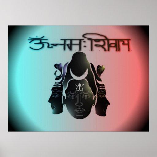OM Nama Shivay 5 Poster
