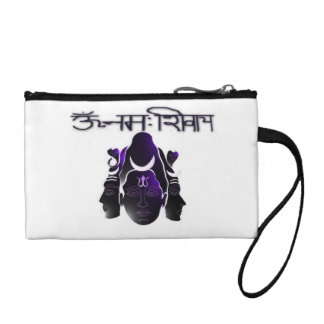 Om Nama Shivay Coin Bagettes Bag Coin Purses