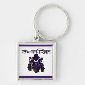 Om Nama Shivay Keychain