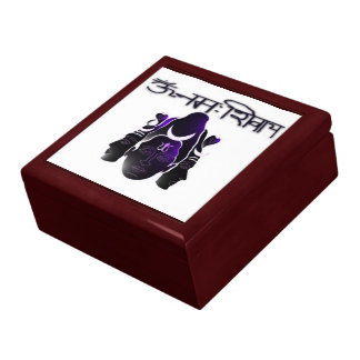 Om Nama Shivay Large Giftbox Jewelry Boxes