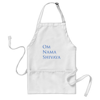 Om Nama Shivaya Apron