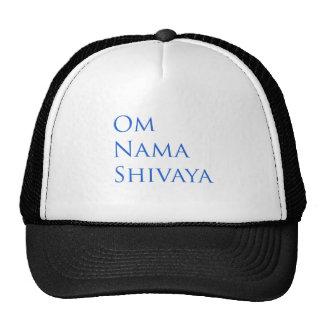Om Nama Shivaya Mesh Hat