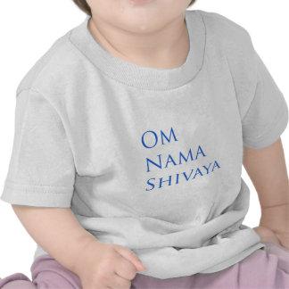 Om Nama Shivaya T Shirts