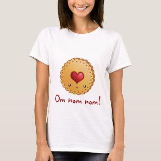 OM NOM NOM cookie T-Shirt