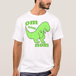 OM NOM NOM DINOSAUR CHOMP T-Shirt