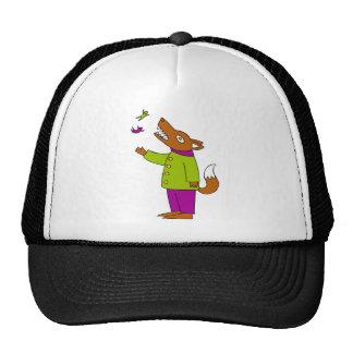 Om Nom Nom Trucker Hat