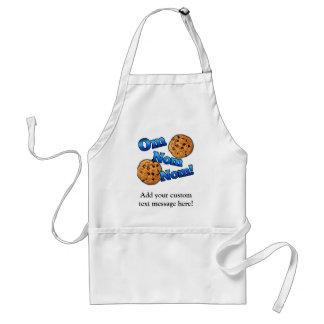 Om Nom Nom Meme Love Cookies Aprons