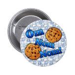 Om Nom Nom, Meme Love Cookies Button