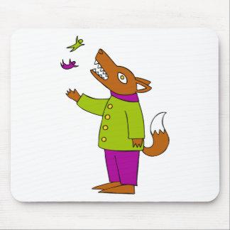 Om Nom Nom Mouse Pad