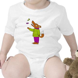 Om Nom Nom Baby Bodysuit