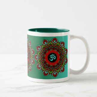 Om of Chaos Mug - Peaceful
