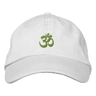 Om Omkara Symbol Embroidered Hat