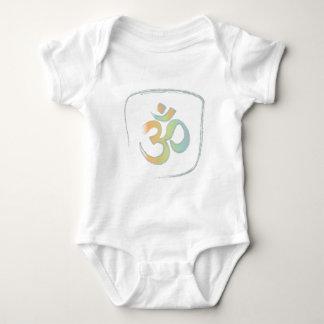 Om or Aum Baby Bodysuit