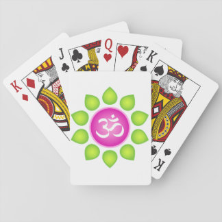 Om Power deck of cards