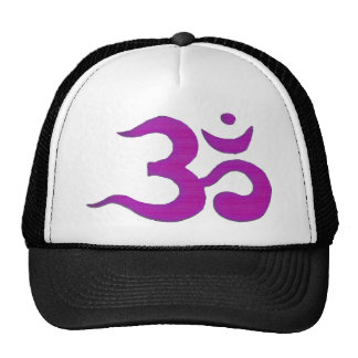 Om - Purple Cap