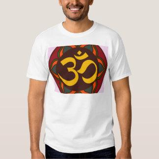 Om Retro Symbol Inner Peace Design! T Shirts