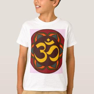 Om Retro Symbol Inner Peace Design! Tshirt