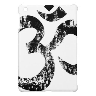 Om Rubber SDtamp iPad Mini Cases