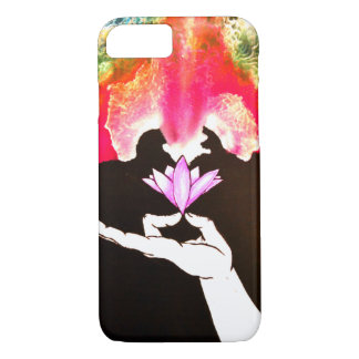 Om Shanti iPhone 7 Case