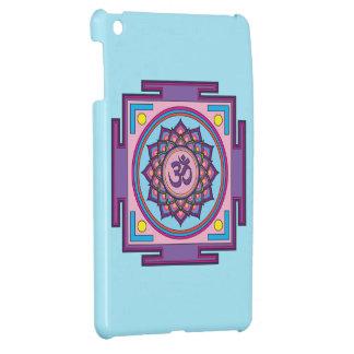 Om Shanti Om Mandala iPad Mini Case