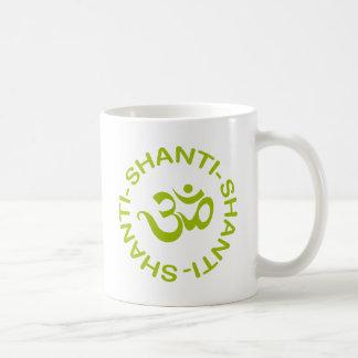 Om Shanti Shanti Shanti Gift Mugs