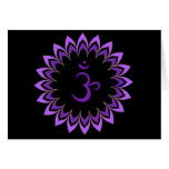 Om Symbol / Crown Chakra