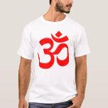 Om Symbol Mystical Sound in Hindu and Buddhism T-Shirt