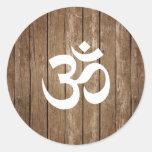 Om Symbol Sticker