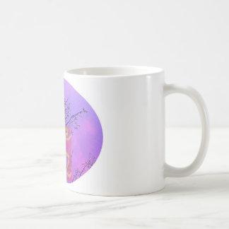 Om Universal Healing Sign - Silk Screen  V5 Basic White Mug