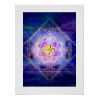 Om Yantra Posters