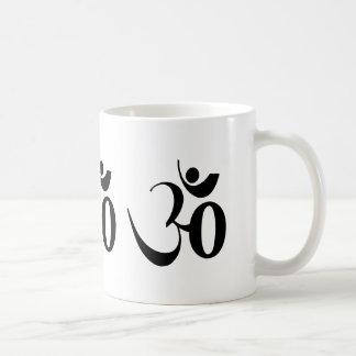 Om Yoga Meditation Coffee Mug