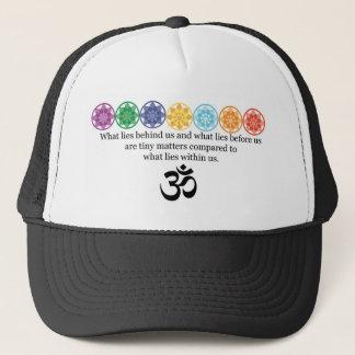 Om Yoga Tee Trucker Hat