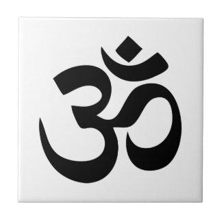 Om Yoga Tile