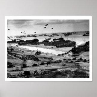 Omaha Beach Affiches