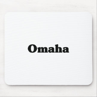 Omaha Classic t shirts Mouse Pads