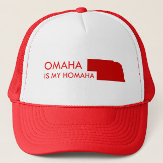Omaha Is My Homaha Hat