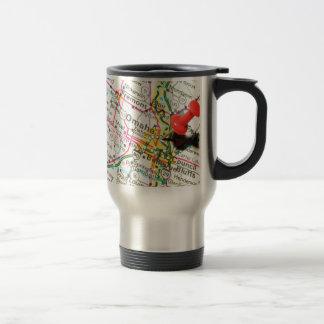 Omaha, Nebraska Travel Mug