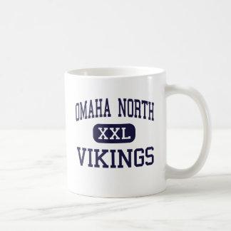 Omaha North - Vikings - High - Omaha Nebraska Coffee Mug