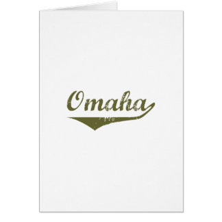 Omaha Revolution t shirts Greeting Cards