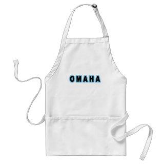 Omaha t-shirt png aprons