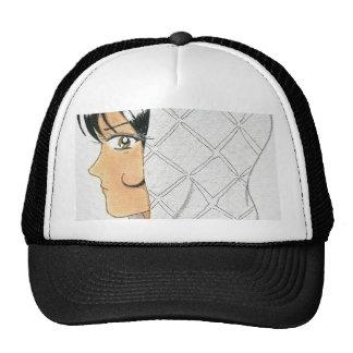 Omaja Decks a Hoodie Cap