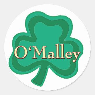 O'Malley Family Sticker