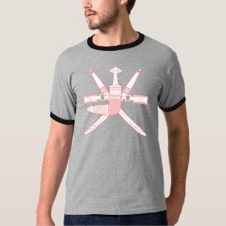 Oman Coat of Arms detail T-Shirt