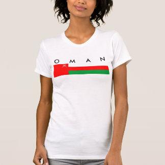 oman country flag nation republic symbol T-Shirt