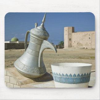 Oman, Dhofar Region, Mirbat. Large Water Carafe Mouse Mat
